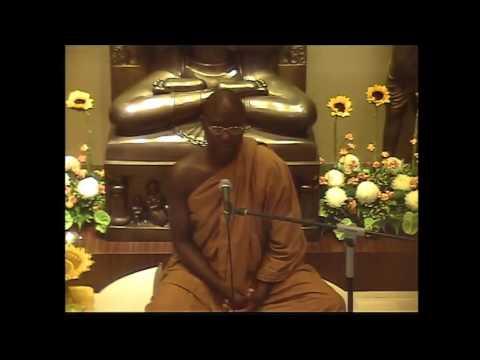 Bhante Buddharakkhita -Taking Refuges and 5 precepts - Vesak Day - 20160521