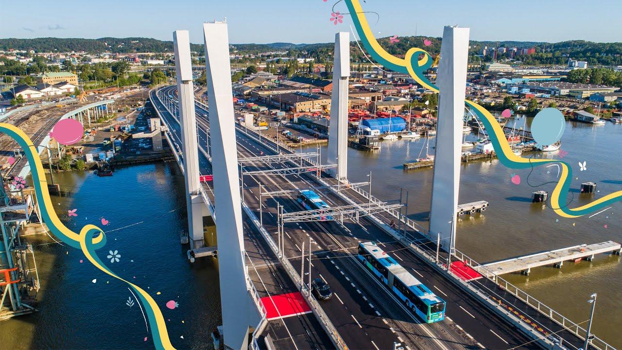 Hisingsbrons invigningsceremoni- Göteborgs Stad