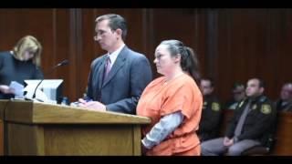 Judge John McBain sentences Dawn Dixon-Bey in the death of Gregory Stack