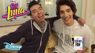 Fan Challenge Musical | ¡Ami Rodriguez Desafía a los Chicos de Soy Luna! #SoyMuyFan