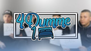 4 DUMME 1 BETT | Crewzember