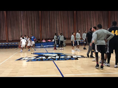 Manor College vs.  Community College of Philadelphia- Men's Basketball- 11/2/17