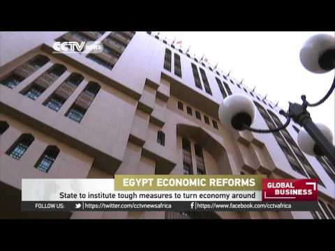 Egypt to institute tough measures to turn economy around