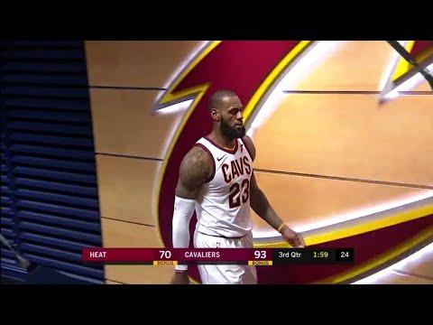 LeBron James kariyerinde ilk kez oyundan atılıyor! [1082. maç]
