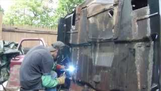 1964 GMC 4WD Truck Restoration- Part 4