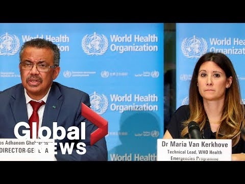 Coronavirus outbreak: World Health Organization says death toll has risen to 724 globally