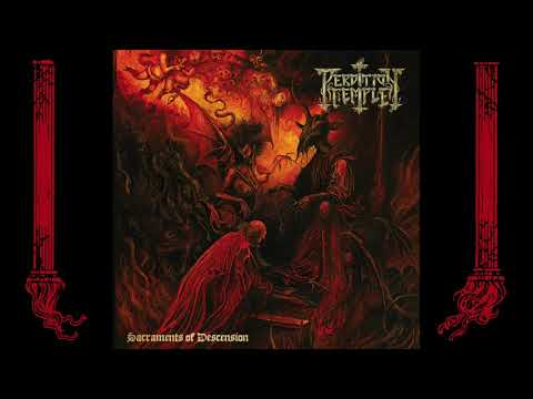 "PERDITION TEMPLE ""Crypts of Massacre"""