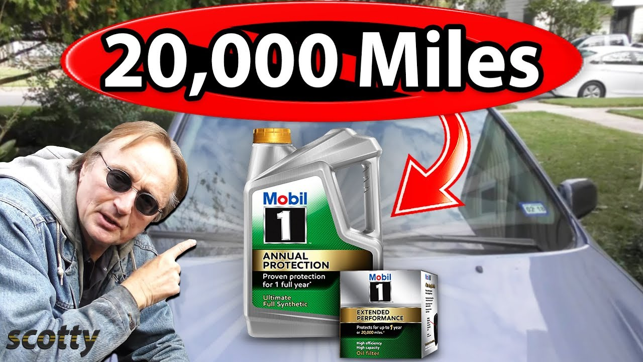 The Truth about 20,000 Mile Oil Changes - Myth Busted