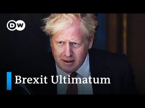 Brexit: Johnson droht EU mit Abbruch der Verhandlungen | DW Nachrichten