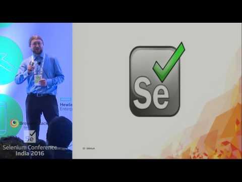 Selenium Conf 2016 - Breaking down the barriers: Testing desktop