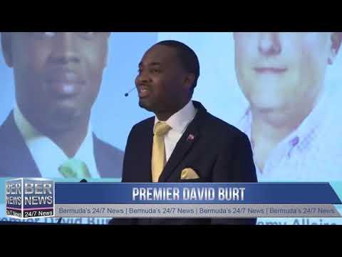 Premier Burt Announces Currency Standard Initiative, Oct 16 2019