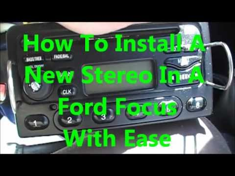 Ford Focus Stereo Wiring Adapter - WIRE Center \u2022