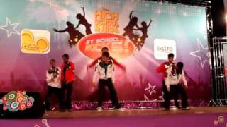 High School Musical My School Rocks 2010 Malaysia-3rd place  (I don