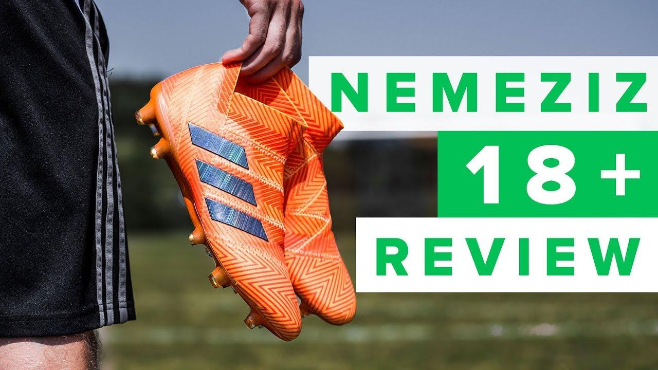 2706f3e8b0f5 ADIDAS NEMEZIZ 18+ REVIEW - featuring adidas Nemeziz 18.1 - YouTube