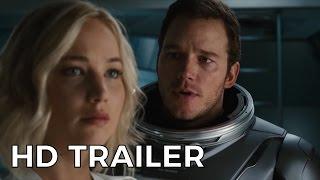 Passengers - Official Trailer HD (2016) Morten Tyldum