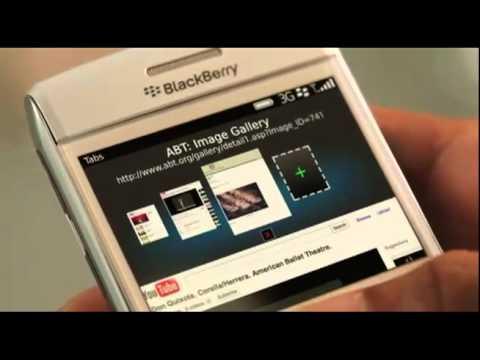 BlackBerry Bold 9780 Commercial