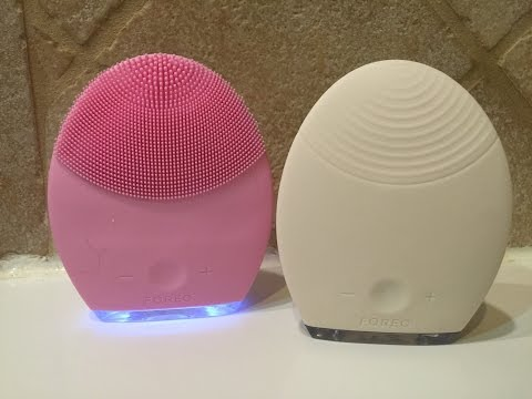 Foreo Luna Brushes Review