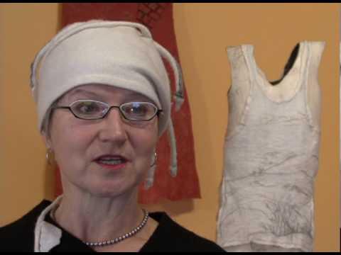 Saskatchewan Art Shines. June Jacobs, owner, Hand Wave Gallery