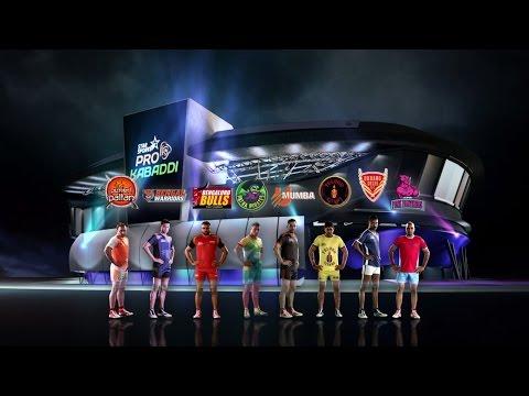 Star Sports Pro Kabaddi: The Battle is on