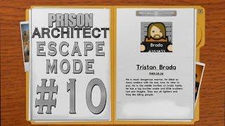 Prison Architect - Escape Mode #10 - Güncelleme Bahane -