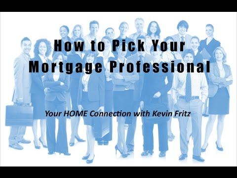 How to Pick the Right Mortgage Loan Officer for You