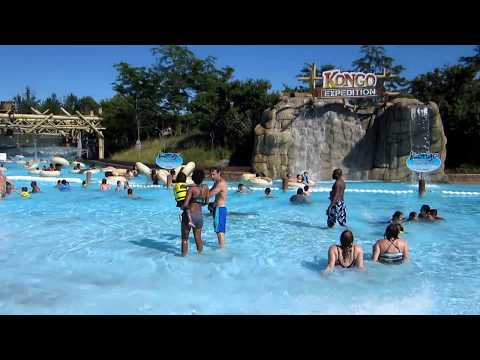 Calypso Water Park Ottawa KONGO Expedition