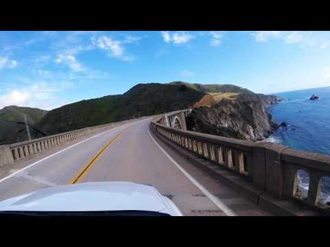 The Big Sur Drive