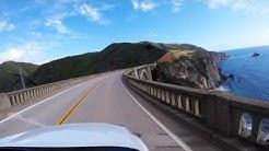 The Big Sur Drive : Travel