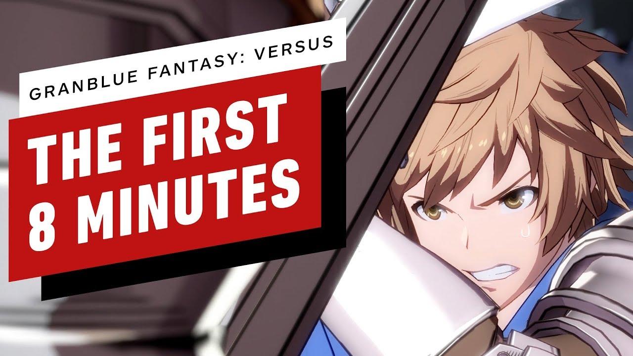 Granblue Fantasy: Versus - Os primeiros 8 minutos do modo RPG + vídeo