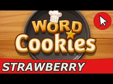 Word Cookies Strawberry Answers (1-20) + Special Level