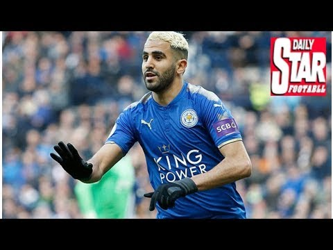 Mahrez backed by Puel to fire Leicester to victory against Chelsea