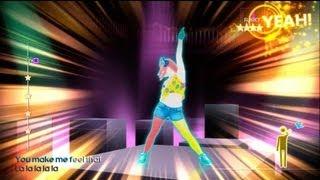 Just Dance 4 DLC - You Make Me Feel... - Cobra Starship ft. Sabi - 5 Stars