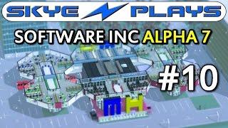 Software Inc Alpha 7 Part 10 ►Killer OS! - Part 1◀ Let's Play/Gameplay