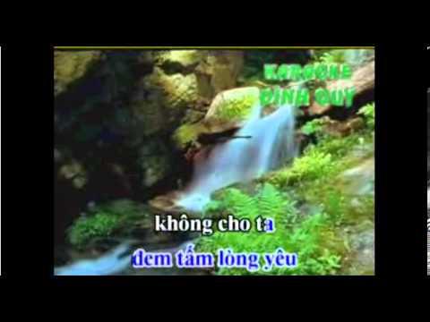 karaoke TAM SU LOAI CHIM BIEN  trich doan 1