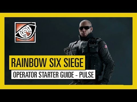 Tom Clancy's Rainbow Six Siege – Operator Starter Guide Pulse