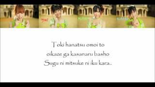 StylipS - TSU・BA・SA (Color Coded Lyrics Video
