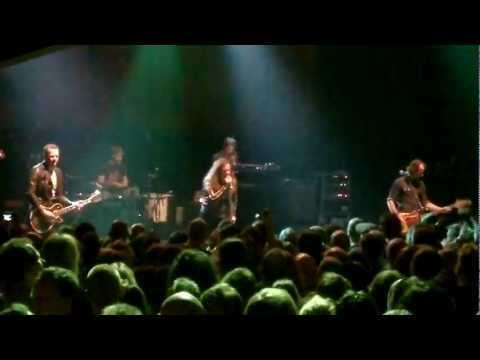 Little Angels - Boneyard @ Shepherd's Bush Empire, London - 16th December 2012 HD