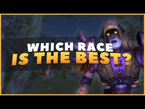 Best Priest Race Bfa