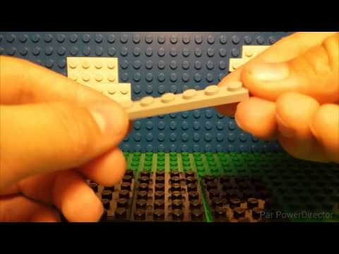 Tuto comment faire une piscine en lego youtube - Comment faire une ville lego city ...