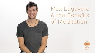 Max Lugavere Talks About the Benefits of Meditation at Ziva