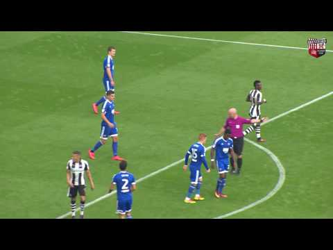 Match Highlights: Newcastle United 3 Brentford 1