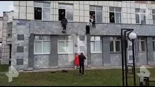 سقوط قتلى وجرحى في إطلاق نار في جامعة في بيرم بسيبيريا