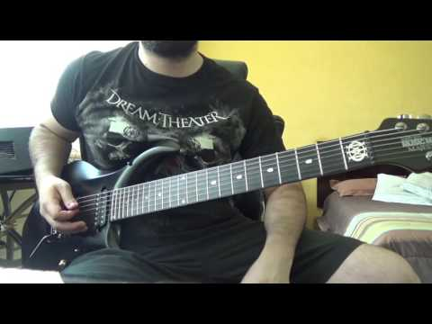 A Change of Seasons (Dream Theater) - Guitar Cover