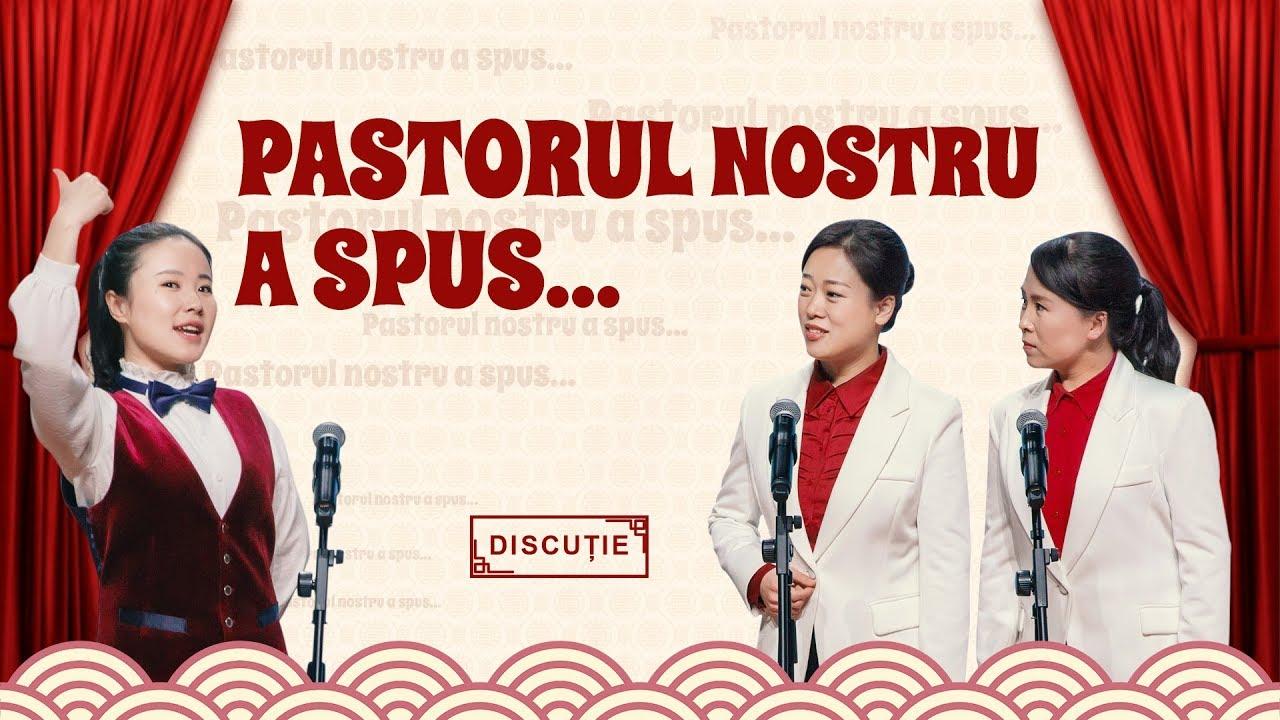 """Discuții creștine """"Pastorul nostru a spus"""" De cine trebuie să ascultăm pentru a întâmpina întoarcerea Domnului?"""
