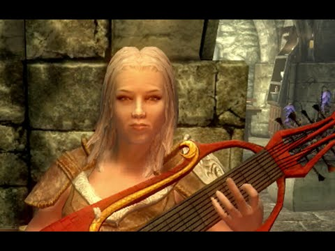 """Skyrim - Song """"The Age Of Aggression"""" By Lisette"""