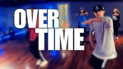 Chris Brown - Overtime / Bryan Taguilid Choreography