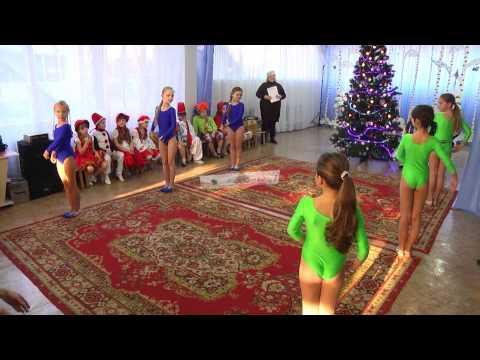 Умань НВК № 1   акробатичний  танець  2 клас