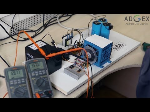 2018 Apr 23: Unqiue Power Amplifier of ADGEX ENERGY