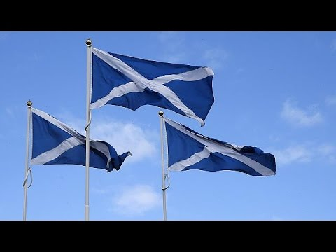 Sturgeon pushes for second Scottish referendum