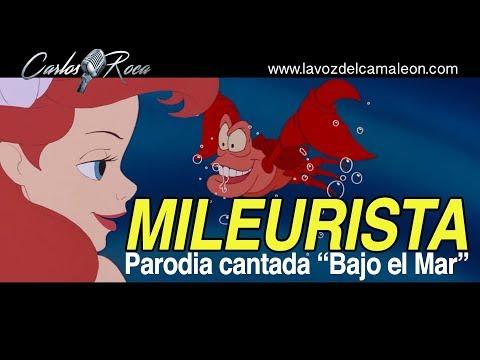 MILEURISTA - Parodia
